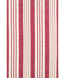 RugStudio presents Dash and Albert Birmingham Red Flat-Woven Area Rug